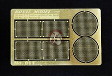"Royal Model 1/35 ""Engine Grill Screen"" for Sd.Kfz.171 Panther Ausf.A/D Tanks 611"