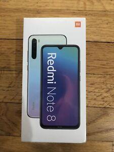 Xiaomi Redmi Note 8 - 64GB -  Blue (Unlocked) Smartphone (Dual Sim)