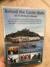 Behind The Castle Walls at St.Michaels Mount(UK DVD)Cornish Island Life St.Aubyn
