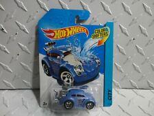 HOT WHEELS Color Shifters Blue Volkswagen Beetle