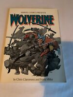 Wolverine TPB Signed by Chris Claremont and Frank Miller