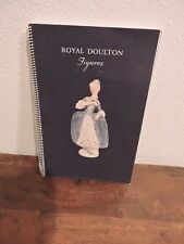 ROYAL DOULTON FIGURINES COLLECTOR'S BOOK NO. 7 ISSUED Revised 1961