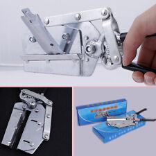 Hand Held Metal Channel Letters Clamp Bender Shaping Plier Rapid Bending Durable
