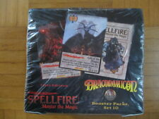 Spellfire Draconomicon Booster Display Set 10 - SEALED NEW 40 New Packs Dungeons