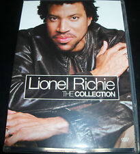 Lionel Ritchie The Collection The Best Of (Aust All Region) DVD - Like New