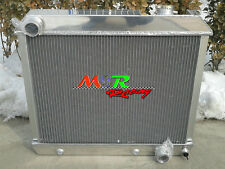 for Chevy Panel Truck C10 C20 C30 PONTIAC OLDS CAR 1963 - 1966 aluminum radiator