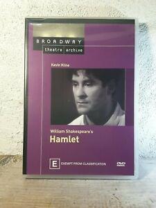 Hamlet DVD 1990 Kevin Kline - Broadway Theatre Archive_R4 Aus