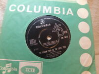 """Peter and Gordon – To Know You Is To Love You 1965 7"""" Columbia DB 7617"""