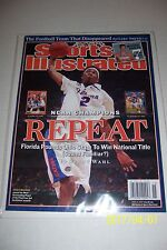 2007 Sports Illustrated FLORIDA Gators NCAA Champions BREWER No Label NEWSSTAND