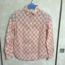 UNIQLO Orla Kiely Cute Print Top Shirt Japanese M size Great Condition