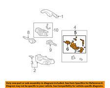HONDA OEM 02-06 CR-V-Ignition Lock Cylinder 35100S9AA53