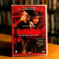NIGHTMARE - DAL PROFONDO DELLA NOTTE (1984) DVD NUOVO HORROR CULT WES CRAVEN
