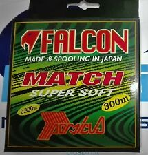 FALCON MATCH SUPER SOFT MONOLINE 0.350mm 13.400kg 300m MADE IN JAPAN