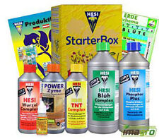 HESI Starterbox terra STARTER KIT indoor Grow fertilizzante Set homegrow start box Boost