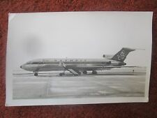 1960'S PHOTO AVION BOEING 727-284 AIRLINER OLYMPIC AIRWAYS AIRLINE SX-CBC
