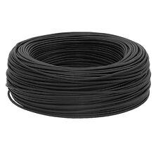 20 m of Coaxial cable RG-58 Cu black , 50 ohms , Copper Wire - CB / HAM Radio