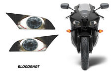 AMR Racing Head Light Eyes Honda CBR 600RR 2009-2012 Headlight Parts BLOODSHOT