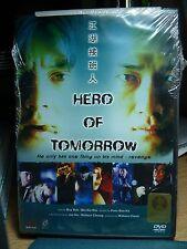 Hero of Tomorrow ( a Hong Kong Action Movie -Max Mok) RARE