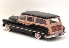 CONQUEST 1950 BUICK SUPER ESTATE WAGON BLACK - CON 73