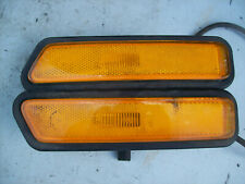 Porsche 944 Turbo S2 - FRONT Indicator Side Marker Lights Lamp Assemblies 5