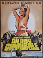 Plakat La Berg Du Gott Cannibal Sergio Martino Ursula Andres 60x80cm