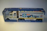 "NOS Nylint NAPA Dale Earnhardt Tractor Trailer Metal & Plastic 25"" long"