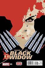 Black Widow #15 (NM)`15 Edmondson/ Notto