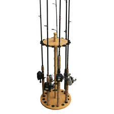 Wood Fishing Rod Holder Products For Sale Ebay