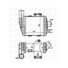NRF Ladeluftkühler Kühler Intercooler für HYUNDAI TUSCON 2,0D CRDI  30371