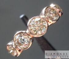 1.29ctw S-T VS-SI Round Brilliant Diamond Ring R7432 Diamonds By Lauren