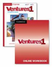Ventures Level 1 Digital Value Pack (student's Book With Audio Cd And Online ...