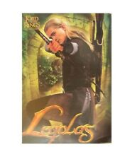 Lord Of The Rings Poster Legolas Orlando Bloom