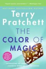 Discworld Ser.: The Color of Magic 1 by Terry Pratchett (2005, Paperback)
