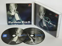 PARASITE EVE II 2 Ref/ccc PS1 Playstation Japan p1