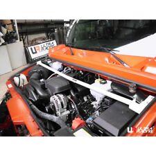 2 Points Front Strut Bar For Hummer H2 6.0 2006 ULTRA RACING UR-TW2-2073