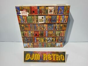 BODLEIAN LIBRARIES ..HIGH JINKS! BOOKSHELVES 1000 piece Jigsaw Puzzle COMPLETE