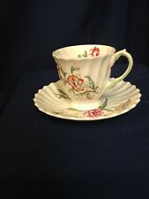 "Royal Doulton ""Clovelly""  Cup & Saucer"