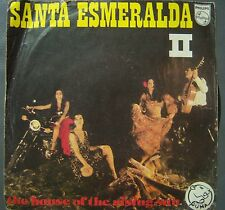 DISCO 45 GIRI SANTA ESMERALDA THE HOUSE OF THE RISING SUN NOTHING ELSE MATTERS