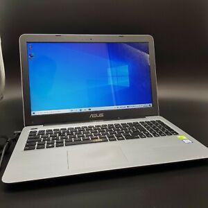 PC COMPUTER PORTATILE NOTEBOOK ASUS F556UB I5 6200U GAMING 8GB 250GB HDD 920MX