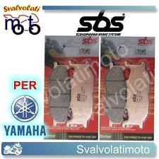 PASTIGLIE SBS 128MS ANTERIORI YAMAHA YP MAJESTY 400 2008 65612805