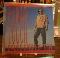 "BRUCE SPRINGSTEEN ""Human Touch"" NM 1992 Columbia 7"" Vinyl"