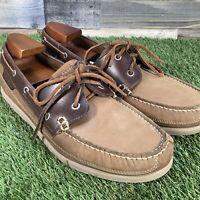 UK9.5 M&S Boat Deck Moccasins - Casual Comfort Shoes - Shoelite - EU43.5