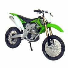 MAISTO 1:12 Kawasaki KX 450F 31175 GREEN MOTORCYCLE BIKE DIECAST MODEL IN BOX