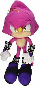 """Great Eastern Sonic The Hedgehog - Espio the Chameleon 12"""" Inch Plush Toy NEW"""