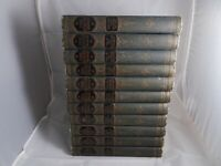 Our Wonder World Geo L Shuman & Co Volumes 1-11 1930 Collection Illustrated