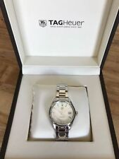 Stainless Steel Case Women's TAG Heuer Carrera Watches