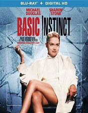 BASIC INSTINCT (Bill Cable) - BLU RAY - Region A - Sealed