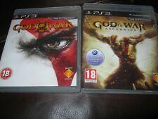 Dios De Guerra Ascension + Dios De Guerra 3 (PS3)