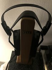 STAX SR-L500 LAMBDA ELECTROSTATIC EARSPEAKER HEADPHONES OPEN BACK MADE IN JAPAN