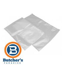 BUTCHERS COMMERCIAL VACUUM BAGS/POUCHES 350 X 450MM 70UM - 100PCS HIGH QUALITY